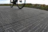 V Nemecku otvorili prvý solárny cyklochodník