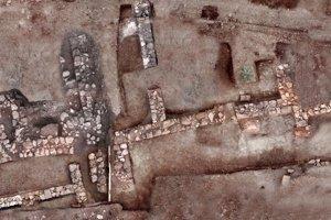 Bohaté antické mesto Tenea.