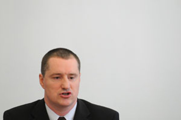 Prokurátor Peter Šufliarsky.