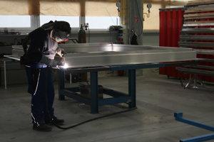 Zvárač hliníka - profesia, ktorá na trhu chýba
