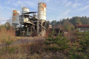 Provizórne riešenie z minulého roka bolo v areáli starej betonárky