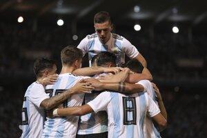 Argentínski futbalisti.
