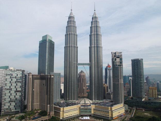 Petronas Twin Towers, Kuala Lumpur, Malajzia