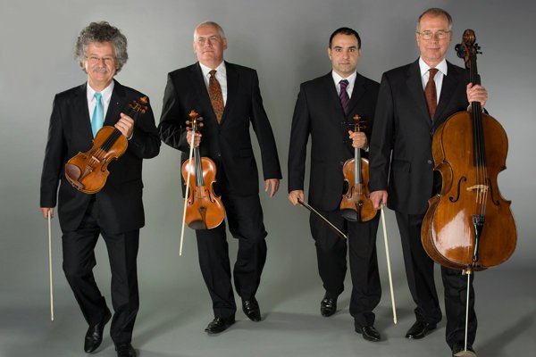 Kodály Quartet uzavrie sériu koncertov v Nitrianskej galérii.