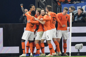 Holanďania zažili parádny záver.