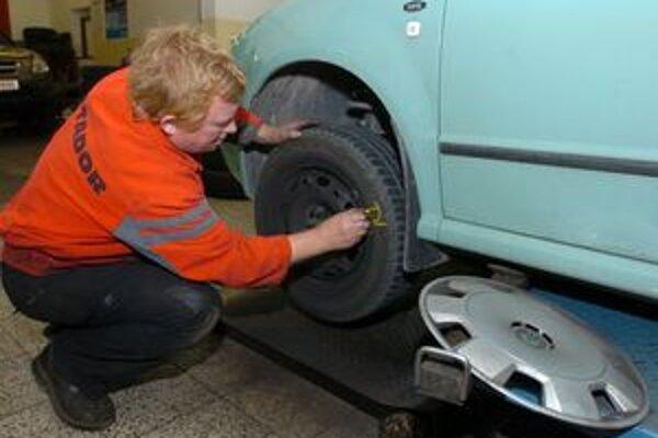 Zima sa blíži, nezabudnite na výmenu pneumatík.