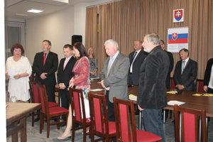 Poslanci Mestského zastupiteľstva v Spišskom Podhradí