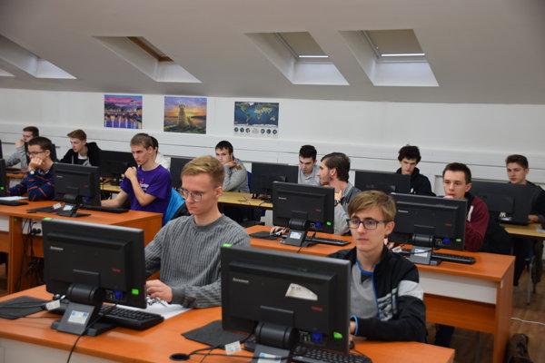 Súťaž Zenit v programovaní.
