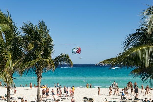 V Karibiku nájdete top pláže.