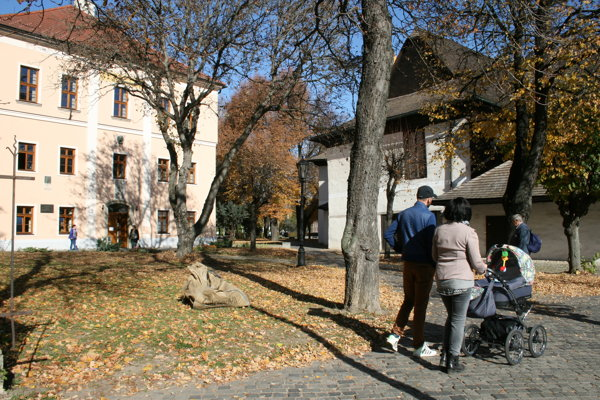 Kežmarok - o niektoré chodníky sa v zime budú starať Kežmarčania.