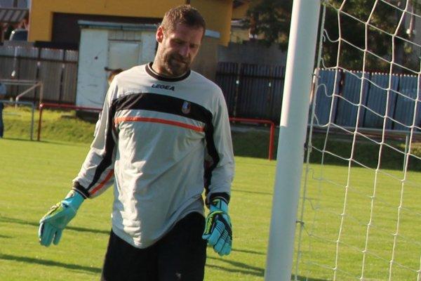 Najskúsenejším hráčom Dolného Kubína je brankár Ivan Trabalík.