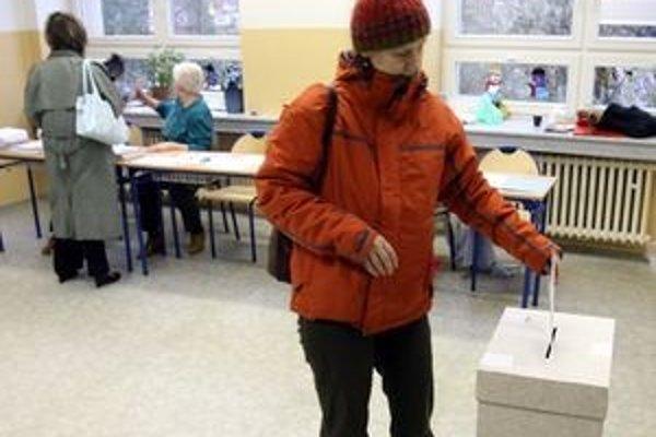 Komunálne voľby budú do 20. hodiny.