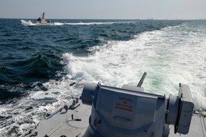 Zábery ukrajinského námorníctva.