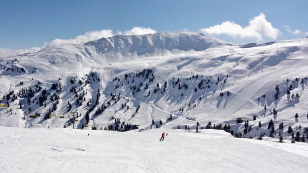 Alpy, Rakúsko.