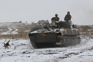 Konflikt v Azovskom mori spustil na Ukrajine mobilizáciu