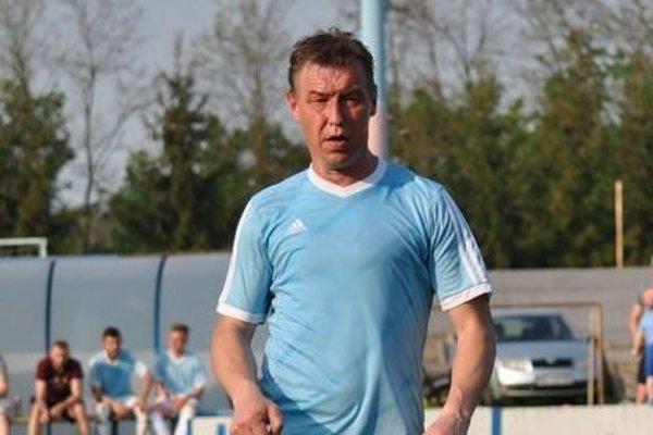 Norbert Čoknay ešte stále aktívny aj ako hráč.
