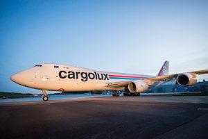 3. Boeing 747-8 stojí 386,8 milióna eur.
