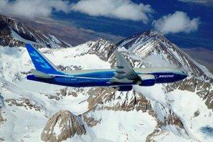 7. Boeing 777-200LR je s cenou 320,7 milióna siedmym najdrahším dopravným lietadlom.