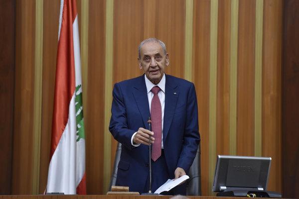 Libanon skritizoval hospodársky plán americkej vlády pre Palestínčanov