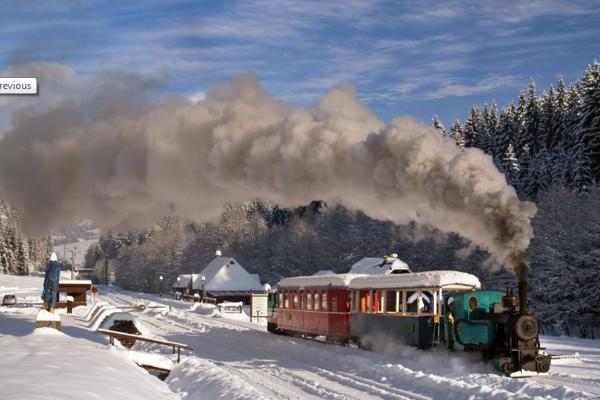 Mikulášska jazda na Čiernohronskej železnici bude patriť k lákadlám víkendu. Aj keď tento rok zrejme bez sniežika.