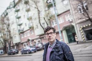 Miroslav Jašica, svedok, ktorý videl Haščáka vchádzať do bytovky na Vazovovej ulici.