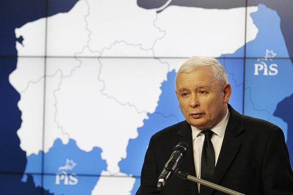 Jaroslaw Kaczynski.
