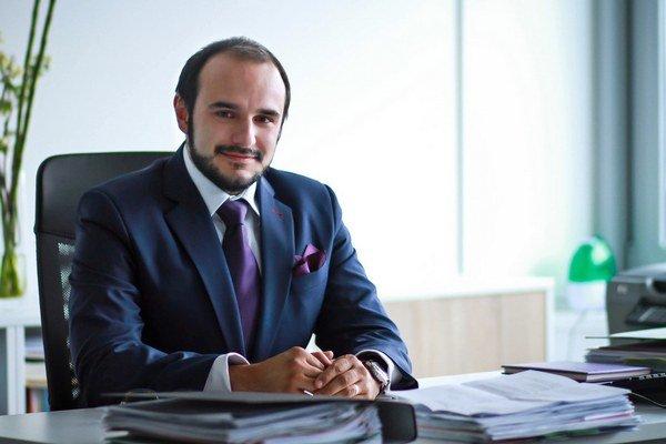 Nezávislý kandidát na poslanca Mestského zastupiteľstva Liptovský Mikuláš, Matej Géci.