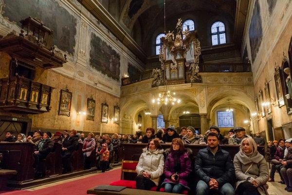 Adventné Malacky začali koncertom v kostole.