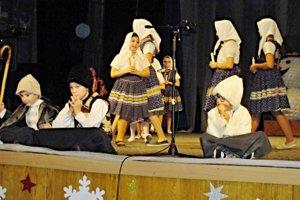 Podujatie Tlmačské Vianoce.