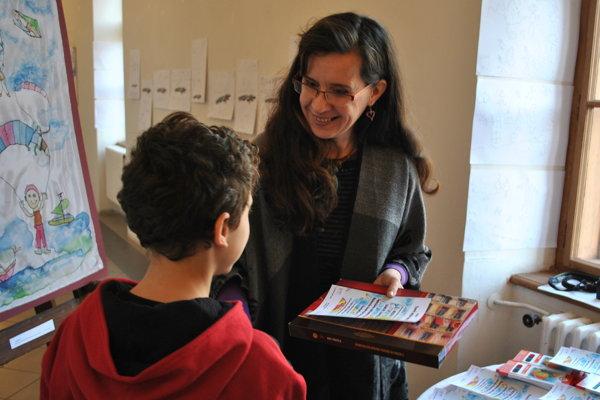Na výstave Tvoriť môže každý získali ocenenia deti z rôznych kútov Nitrianskeho kraja.