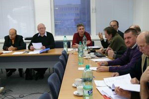 Zmenou územného plánu sa zaoberala aj stavebná komisia.