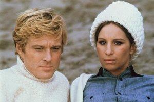 Robert Redford a Barbra Streisand vo filme Takí sme boli.