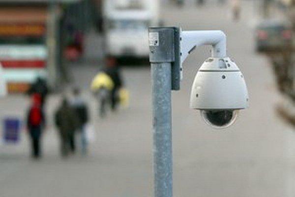 Sfunkčnili ďalšie kamery v Ružomberku.