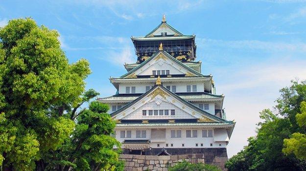 Hrad v Osake
