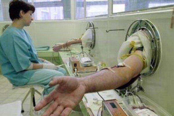Nemocnici chýbajú skupina A+ a A-