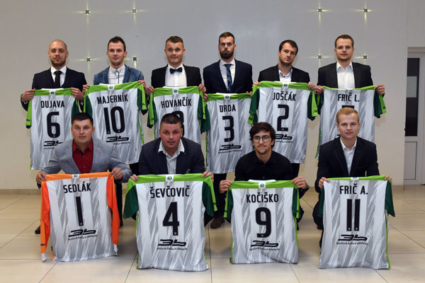 Jedenástka roka ObFZ Prešov 2018.