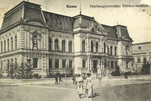 Hornouhorské Rákócziho múzeum v Košiciach.