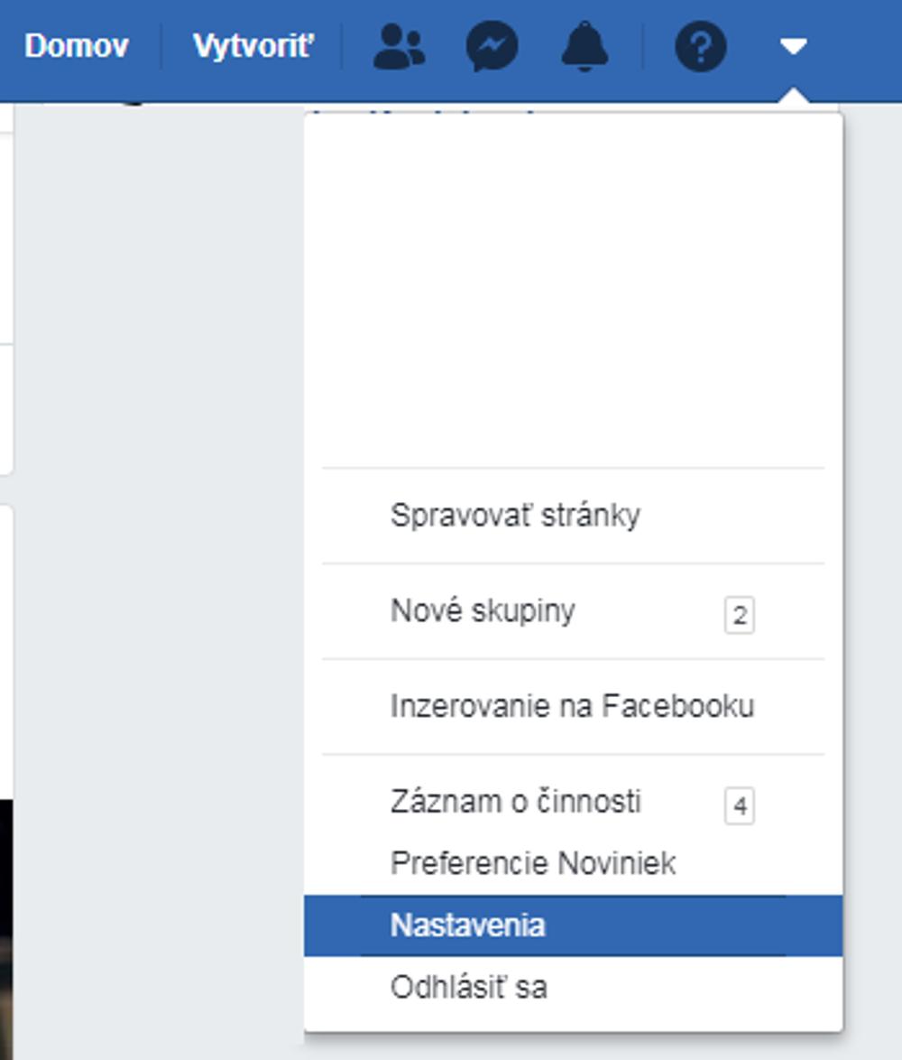 Sociálna sieť pre dátumové údaje stránok