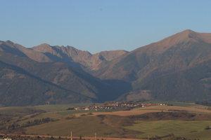Žiarska dolina nad Liptovským Mikulášom