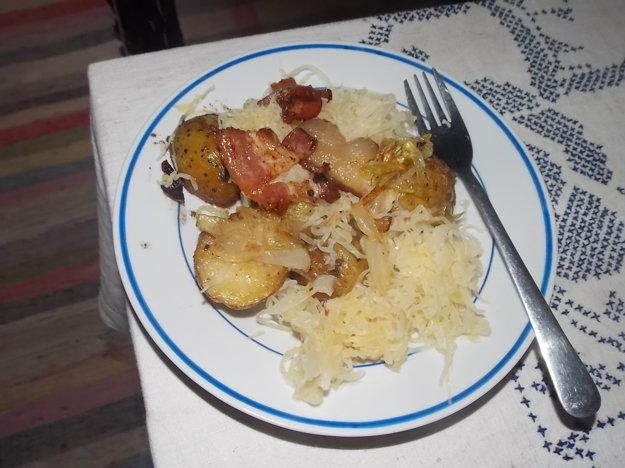 Aj takéto jedlá sa varili na Kysuciach.