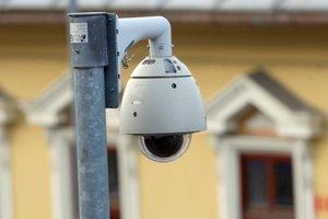 Kamerový systém využíva viacero dedín.