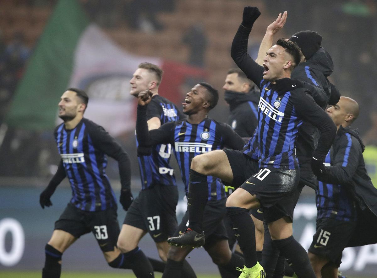 3f5fc69ca3 ONLINE  Inter Miláno - SSC Neapol (Serie A 2018 2019) - Šport SME
