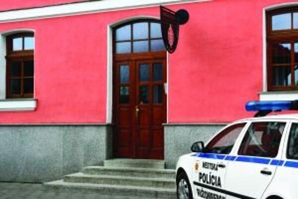 Nevyhovujúce priestory ružomberskej mestskej polícii neumožňujú zaviesť kamerový systém ani vytvoriť chránenú dielňu.