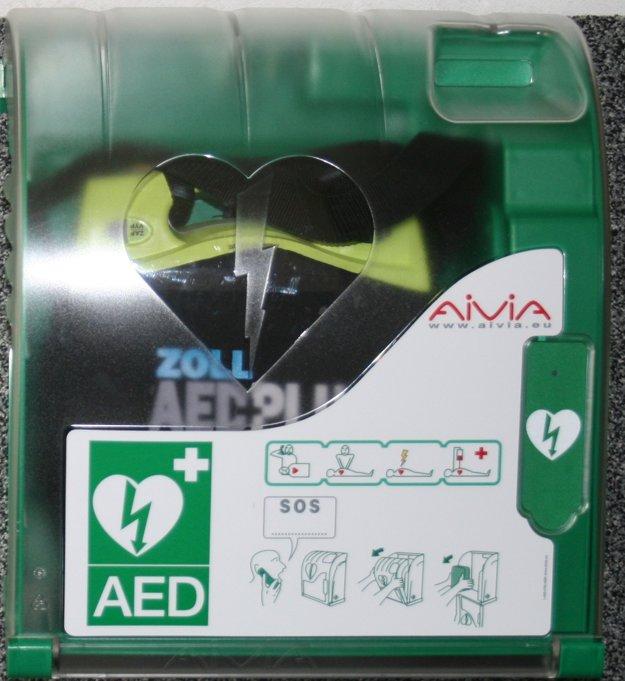 Prístroj zachraňujúci ľudské životy.