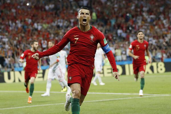 Cristiano Ronaldo si opäť oblečie portugalský dres.