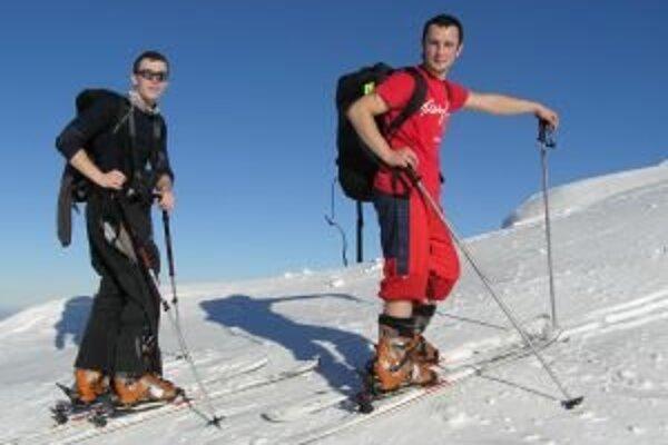 Do 15. mája si skialpinisti môžu vychutnať už len svahy v Žiarskej doline.