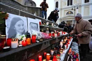 Prakticky počas celého roka sa Banskobystričania stretávali na námestí. Smrť Jána Kuciaka a Martiny Kušnírovej zmenila Slovensko.