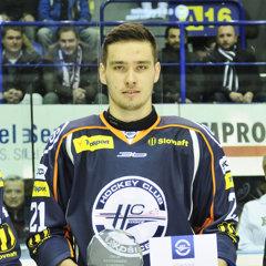 Na Slovensku si Radovan Bondra obliekal dres HC Košice.