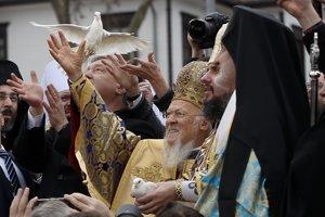 Konštantínopolský patriarcha Bartolomej I.