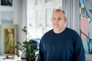Alexej Fulmek, generálny riaditeľ vydavateľstva Petit Press.